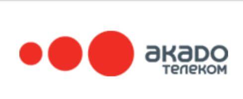 Сайт «Акадо Телеком»