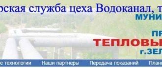 ТС Зеленогорск сайт